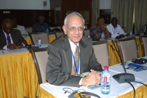 Prof Goolam Mahomedbhai