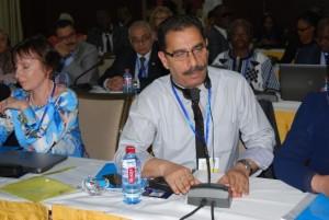 Dr Maiki Udamu among participants